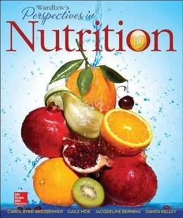 Wardlaws Perspectives in Nutrition 10 9780078021411
