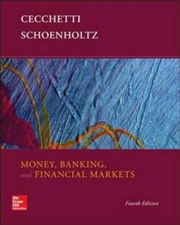 Money, Banking and Financial Markets 4 9780078021749