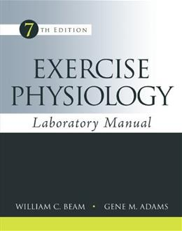 Exercise Physiology Laboratory Manual 7 9780078022654
