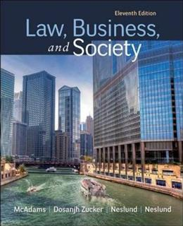 Law, Business and Society 11 9780078023866