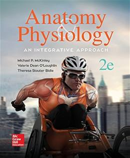 Anatomy & Physiology: An Integrative Approach 2 9780078024283