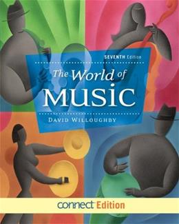 The World of Music 7 9780078025167
