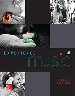 Experience Music, by Charlton, 4th Edition 9780078025228