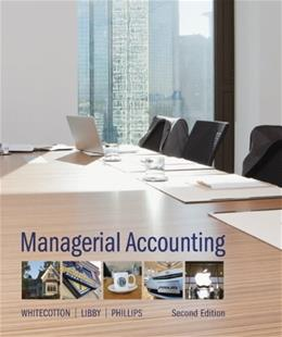 Managerial Accounting 2 9780078025518