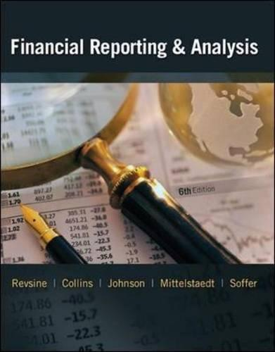 Financial Reporting and Analysis 6 9780078025679