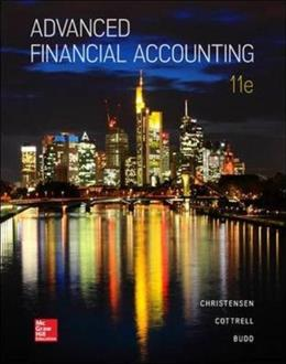Advanced Financial Accounting 11 9780078025877