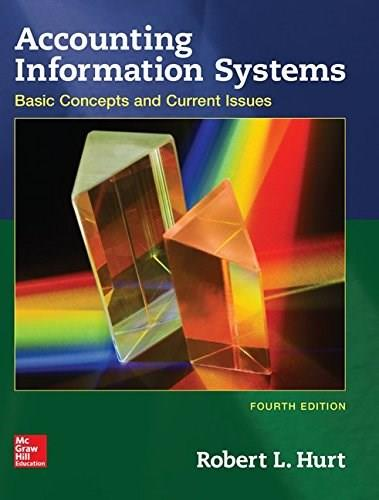 Accounting Information Systems 4 9780078025884