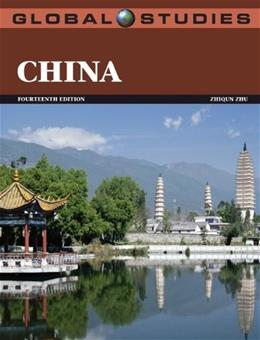 Global Studies: China, by Zhu, 14th Edition 9780078026195