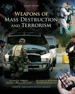 Weapons of Mass Destruction and Terrorism 2 9780078026225