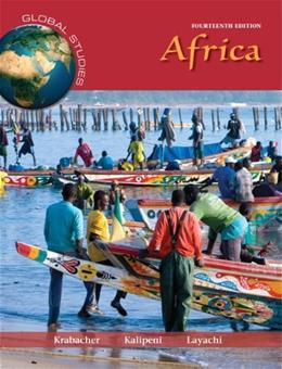 Global Studies: Africa, by Krabacher, 14th Edition 9780078026232
