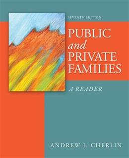 Public and Private Families: A Reader 7 9780078026683