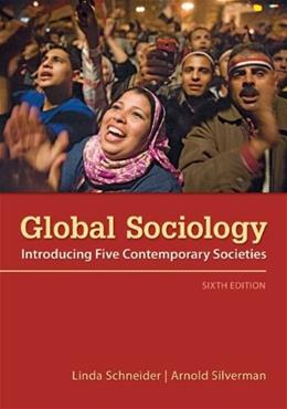 Global Sociology: Introducing Five Contemporary Societies 6 9780078026706