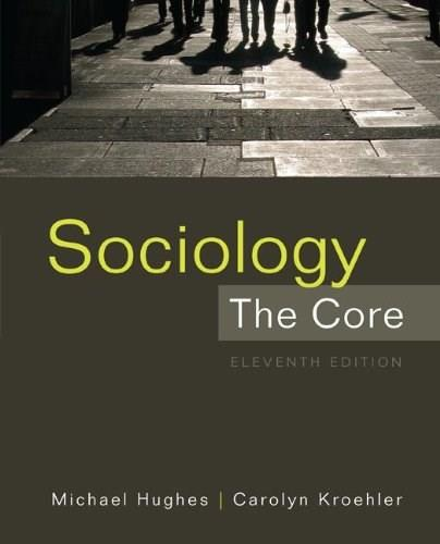 Sociology: The Core, 11th Edition 9780078026768