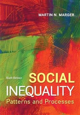 Social Inequality: Patterns and Processes 6 9780078026935