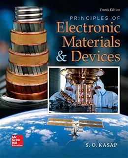 Principles of Electronic Materials and Devices 4 9780078028182