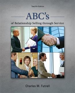 ABCs of Relationship Selling through Service 12 9780078028939