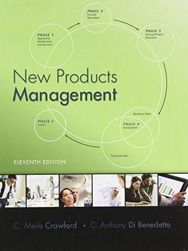 New Products Management 11 9780078029042