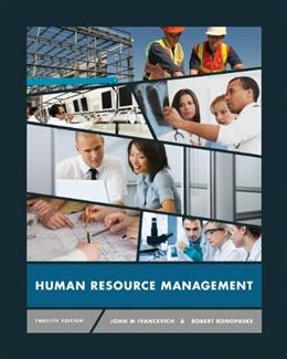 Human Resource Management 12 9780078029127