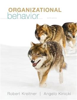Organizational Behavior 10 9780078029363