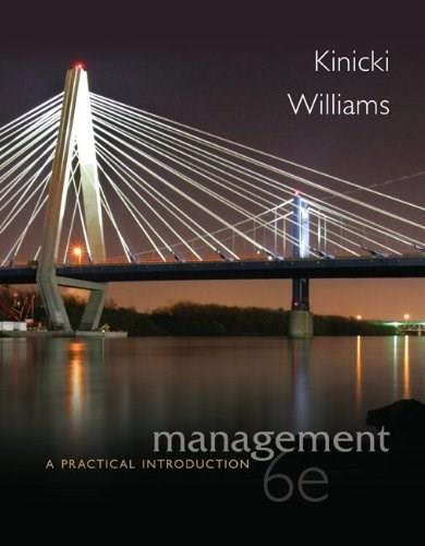 Management: A Practical Introduction 6 9780078029547