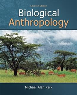 Biological Anthropology 7 9780078034954