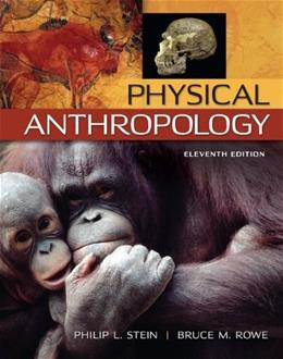 Physical Anthropology 11 9780078035036