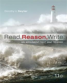 Read, Reason, Write 11 9780078036217