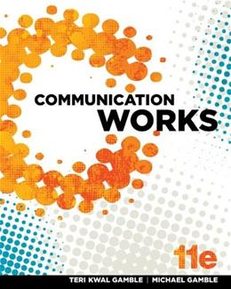 Communication Works 11 9780078036811