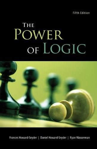 The Power of Logic 5 9780078038198