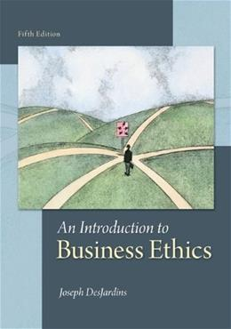 An Introduction to Business Ethics 5 9780078038327