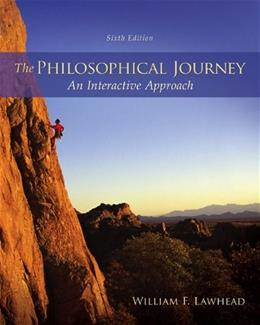 The Philosophical Journey: An Interactive Approach 6 9780078038341