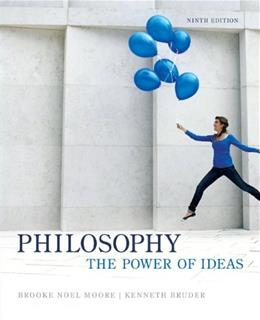 Philosophy: The Power of Ideas 9 9780078038358