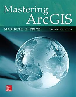 Mastering ArcGIS (WCB Geography) 7 9780078095146
