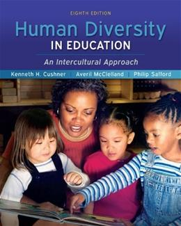 Human Diversity in Education 8 9780078110337
