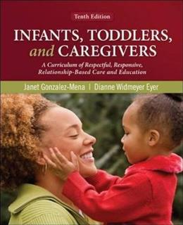 Infants, Toddlers, and Caregivers: A Curriculum of Respectful, Responsive, Relationship-Based Care and Education 10 9780078110344