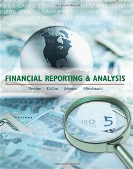 Financial Reporting and Analysis, 5th Edition 9780078110863