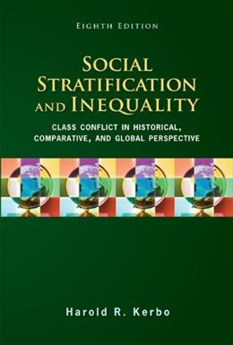 Social Stratification and Inequality 8 9780078111655