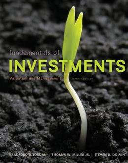 MP Fundamentals of Investments with Stock-Trak card 7 PKG 9780078115660