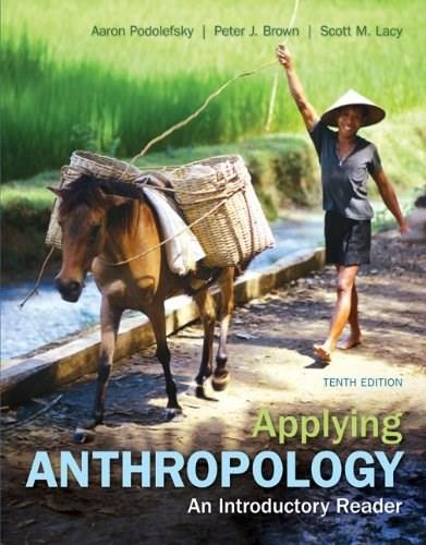Applying Anthropology: An Introductory Reader 10 9780078117046