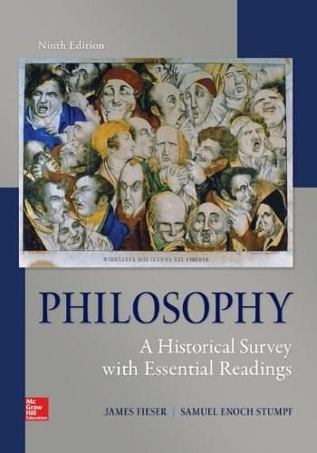Philosophy: A Historical Survey with Essential Readings 9 9780078119095