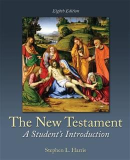 The New Testament: A Students Introduction 8 9780078119132