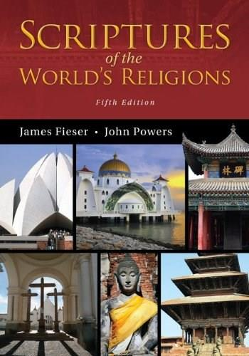 Scriptures of the Worlds Religions 5 9780078119156
