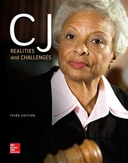 CJ: Realities and Challenges 3 9780078140945