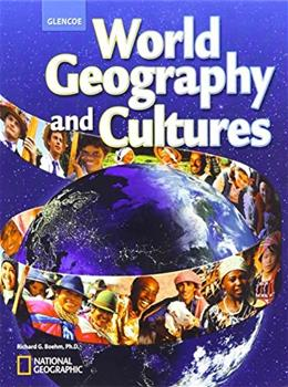 World Geography and Cultures, Student Edition (GLENCOE WORLD GEOGRAPHY) 1 9780078799952