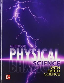 Physical Science with Earth Science, by Feather 9780078945823