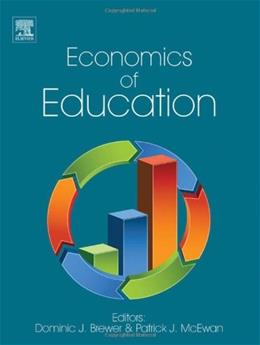 Economics of Education, by Brewer 9780080965307