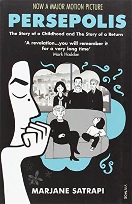 Persepolis, by Satrapi, Film Tie-In Edition 9780099523994