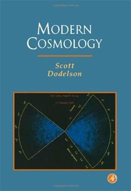 Modern Cosmology, by Dodelson, 2nd Edition 9780122191411