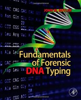 Fundamentals of Forensic DNA Typing, by Butler 9780123749994