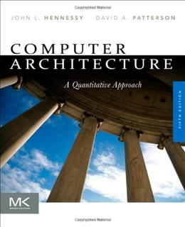 Computer Architecture: A Quantitative Approach 5 9780123838728